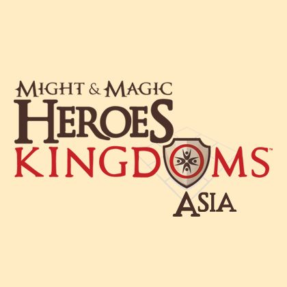 Might & Magic: Heroes Kingdoms Asia Browser Front Cover