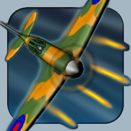 Mortal Skies: Modern War Air Combat Shooter iPhone Front Cover