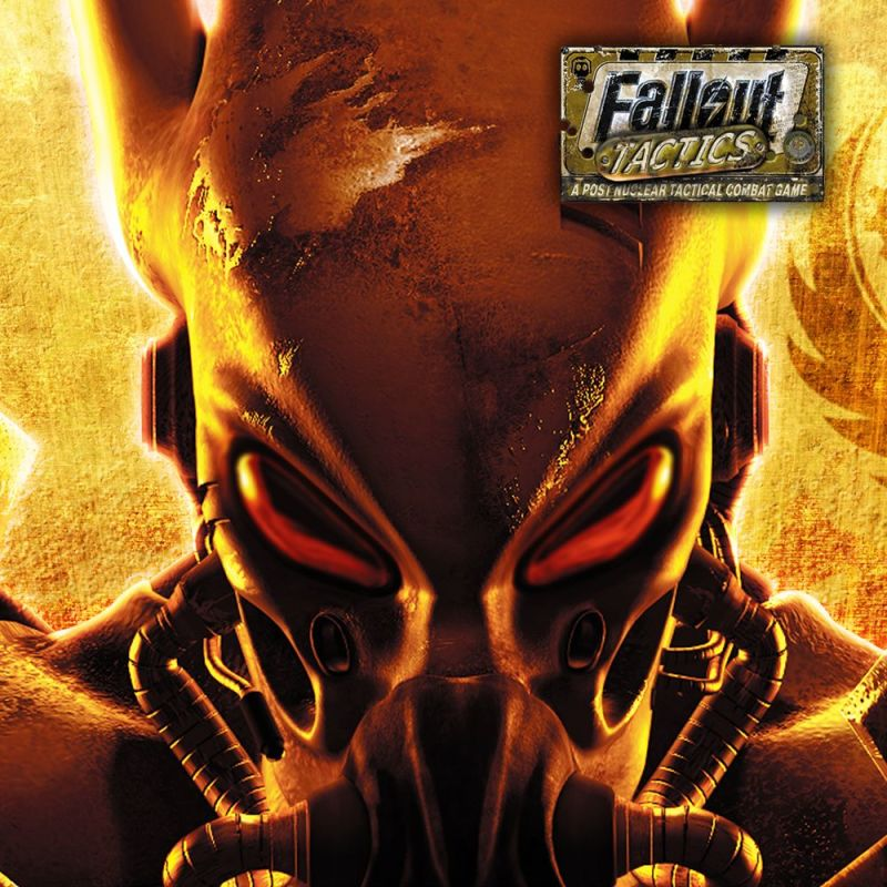 Fallout Tactics: Brotherhood of Steel  Windows Other Soundtrack - Front