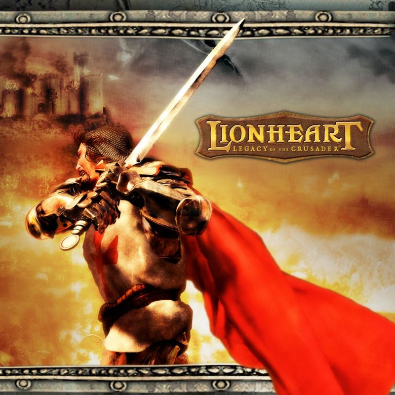 Lionheart: Legacy of the Crusader Windows Other Soundtrack - Front