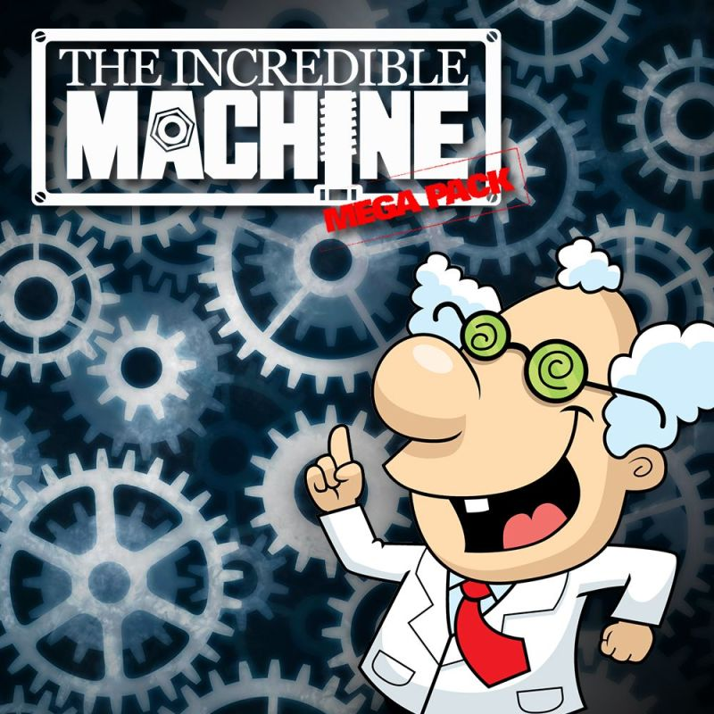 The Incredible Machine Mega Pack Windows Other Soundtrack - Front