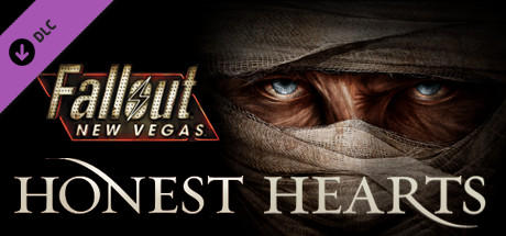 Fallout: New Vegas - Honest Hearts Windows Front Cover