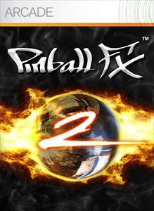 Pinball FX2 Xbox 360 Front Cover