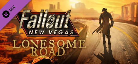 Fallout: New Vegas - Lonesome Road Windows Front Cover