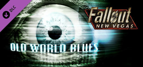 Fallout: New Vegas - Old World Blues Windows Front Cover