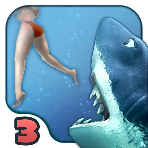 Hungry Shark: Part 3 Android Front Cover