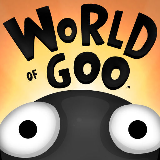 World of Goo iPad Front Cover