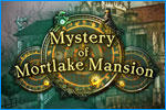 Mystery of Mortlake Mansion Windows Front Cover