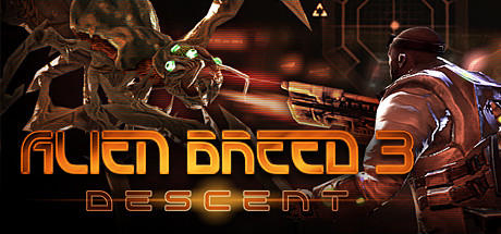 Alien Breed 3: Descent Windows Front Cover