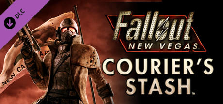 Fallout: New Vegas - Courier's Stash Windows Front Cover