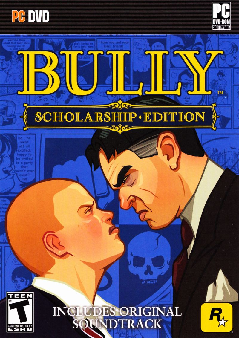 Bully: Scholarship Edition Windows Other Keep Case - Front