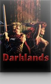 Darklands Linux Front Cover