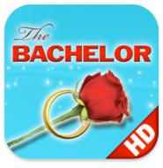 The Bachelor: The Videogame iPad Front Cover