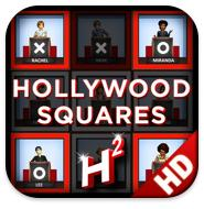 The Hollywood Squares iPad Front Cover