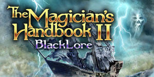 The Magician's Handbook II: BlackLore Macintosh Front Cover