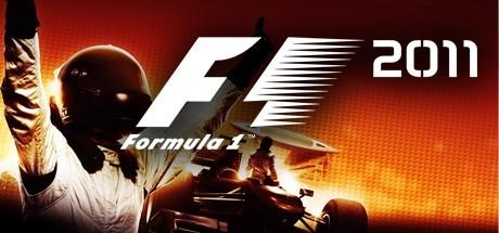 F1 2011 Windows Front Cover