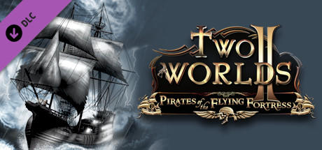 Two Worlds II: Pirates of the Flying Fortress Macintosh Front Cover