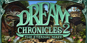 Dream Chronicles 2: The Eternal Maze Windows Front Cover