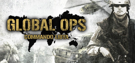 Global Ops: Commando Libya Windows Front Cover