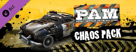 PAM: Post Apocalyptic Mayhem - Chaos Pack Windows Front Cover