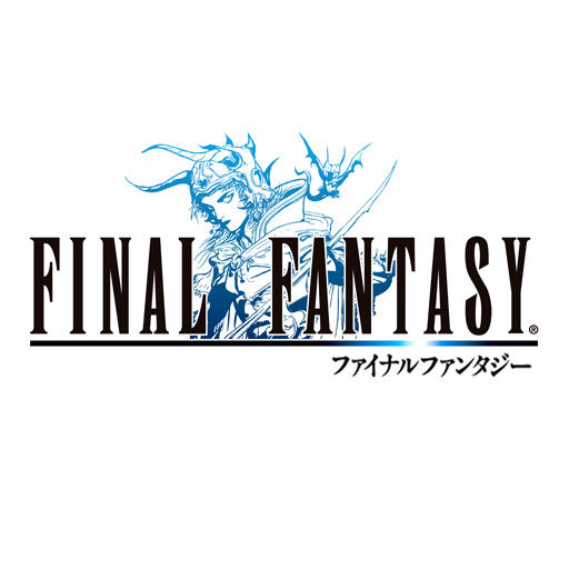 Final Fantasy iPhone Front Cover