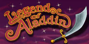 Legend of Aladdin Windows Front Cover