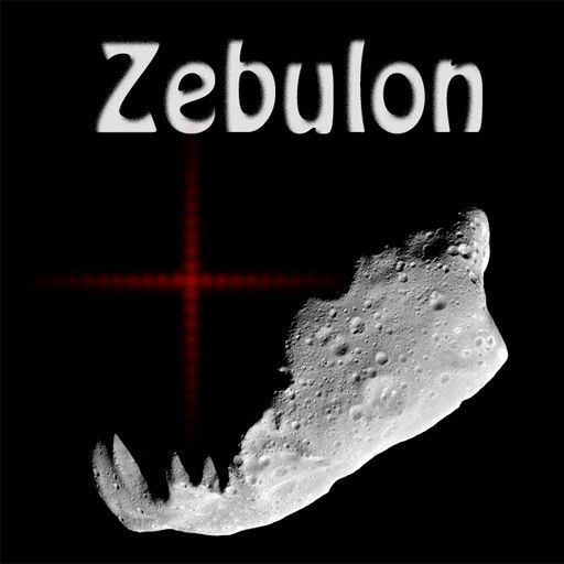 Zebulon iPad Front Cover