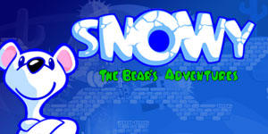 Snowy: The Bear's Adventures Windows Front Cover