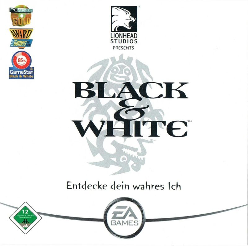 Black & White Windows Other Jewel Case - Front Cover