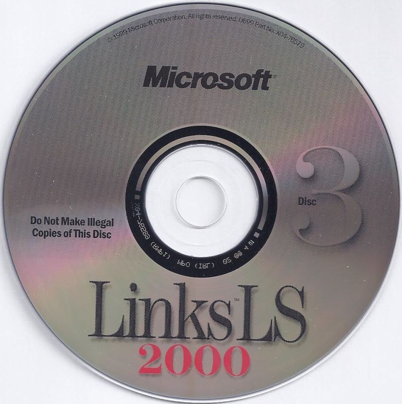 Links LS 2000 Windows Media Disc 3