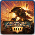Oddworld: Stranger's Wrath HD PlayStation 3 Front Cover