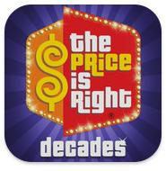 The Price is Right: Decades iPhone Front Cover