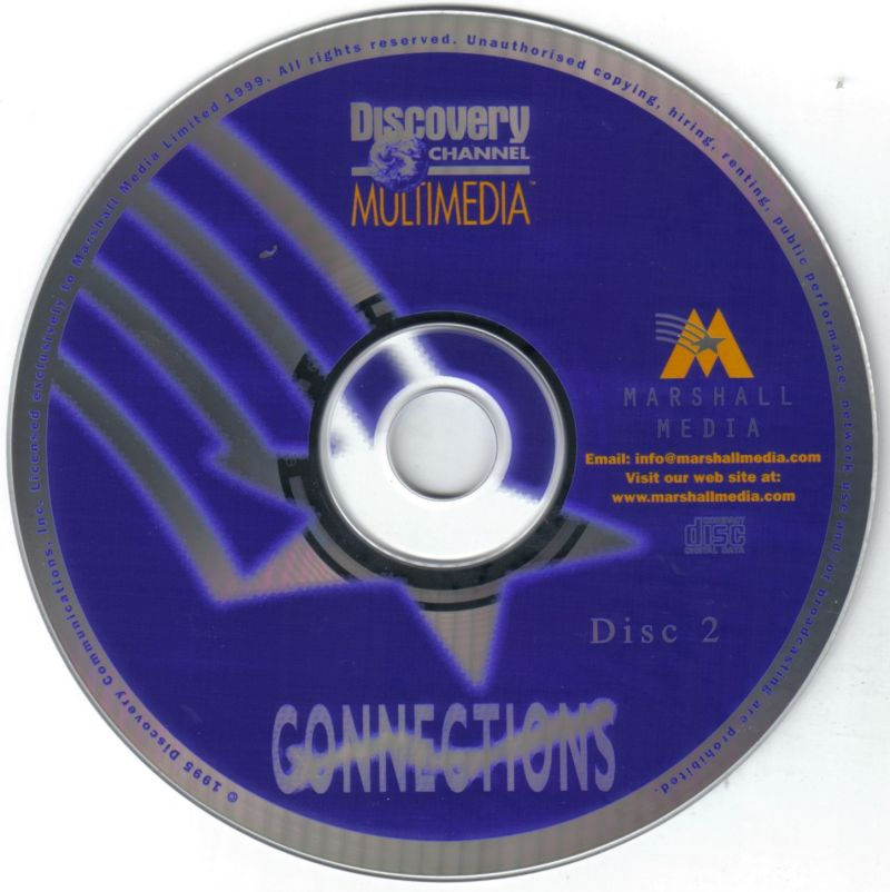 Connections Macintosh Media Disc 2/2