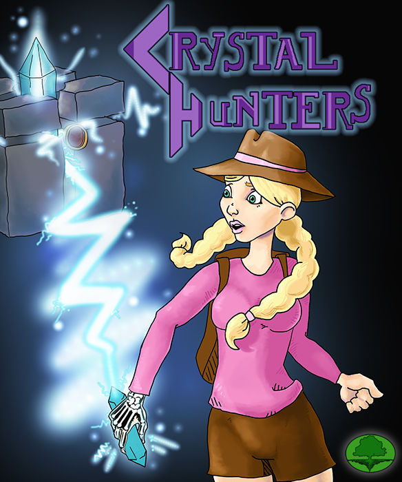 Crystal Hunters Windows Front Cover