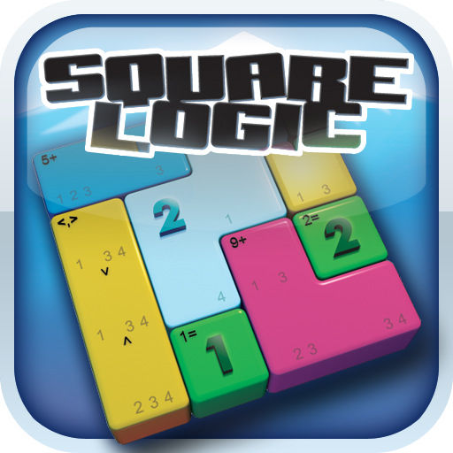 Everyday Genius: SquareLogic iPad Front Cover