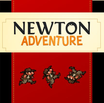 Newton Adventure Linux Front Cover