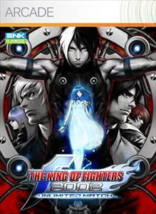 The King of Fighters 2002: Unlimited Match Xbox 360 Front Cover