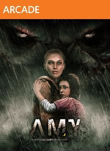 Amy Xbox 360 Front Cover