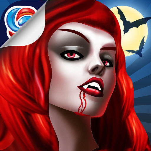 Vampireville iPhone Front Cover