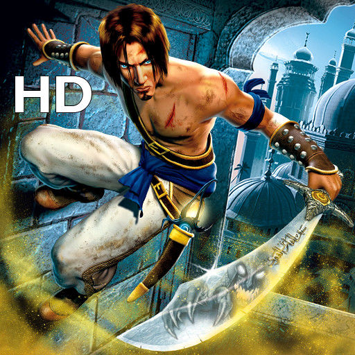 Prince of Persia Classic iPad Front Cover