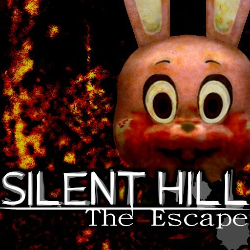 Silent Hill: The Escape iPhone Front Cover