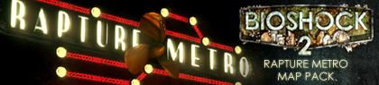 BioShock 2: Rapture Metro Map Pack Windows Front Cover
