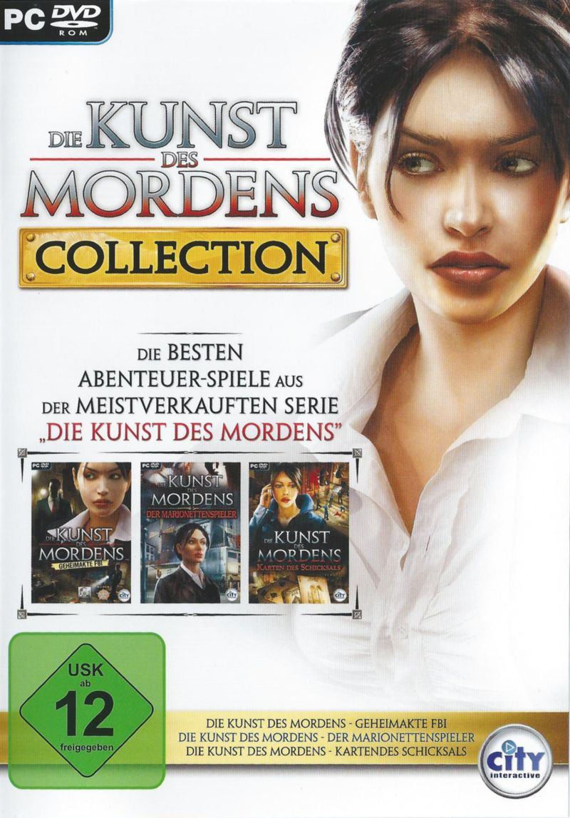 Ultimate Crime Thriller Collection Windows Other Keep Case - Front