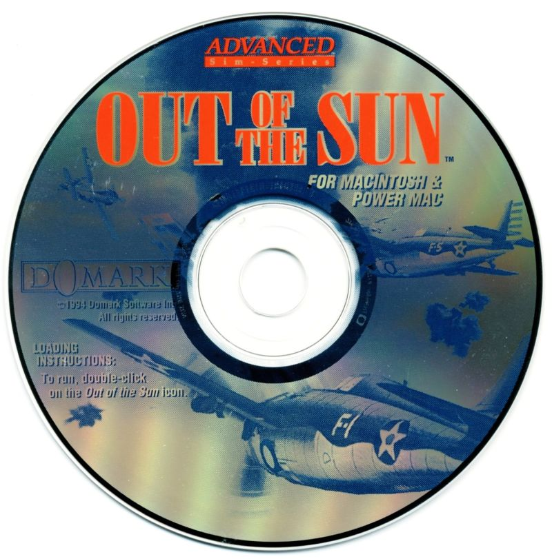 Out of the Sun Macintosh Media