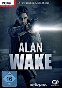 Alan Wake Windows Front Cover