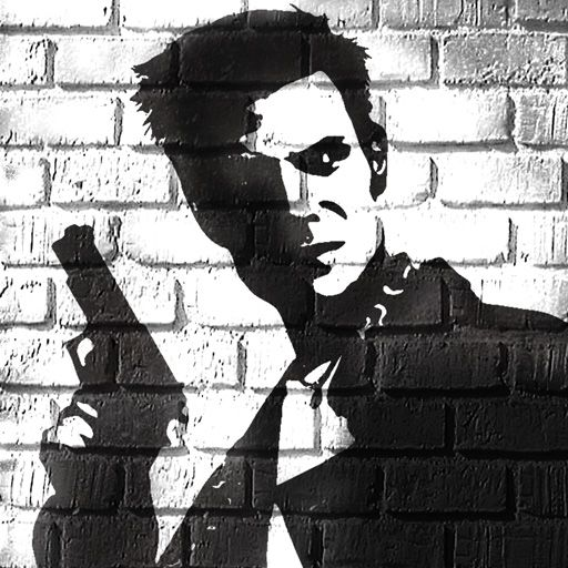 Max Payne iPad Front Cover