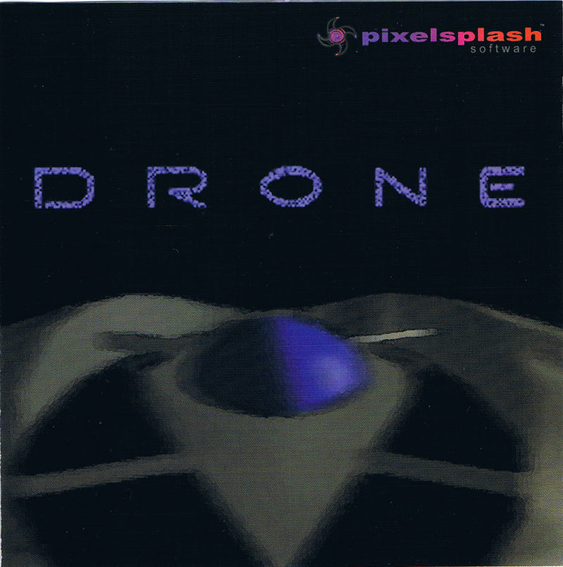Drone DOS Front Cover