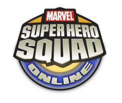 Marvel Super Hero Squad Online Browser Front Cover