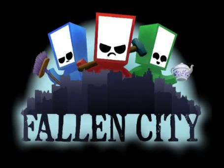 Fallen City Macintosh Front Cover