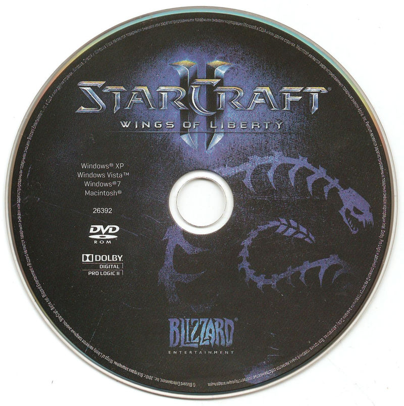 StarCraft II: Wings of Liberty Windows Other
